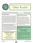 Otter Realm, April 1996 by California State University, Monterey Bay