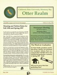 Otter Realm, May 1996 by California State University, Monterey Bay