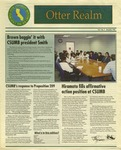 Otter Realm, December 1996, Vol. 1 No. 3 by California State University, Monterey Bay