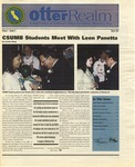 Otter Realm, March 1997, Vol. 2 No. 5 by California State University, Monterey Bay