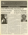 Otter Realm, September 1997, Special Events Edition by California State University, Monterey Bay