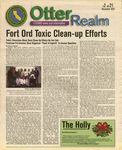 Otter Realm, December 1997, Vol. 2 No. 21 by California State University, Monterey Bay