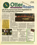 Otter Realm, September 23, 1998, Vol. 4 No. 1 by California State University, Monterey Bay