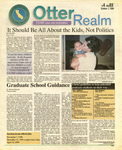 Otter Realm, October 7, 1998, Vol. 4 No. 2 by California State University, Monterey Bay