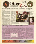 Otter Realm, November 30, 1998, Vol. 4 No. 5 by California State University, Monterey Bay
