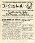 Otter Realm, November 22, 1999, Vol. 5 No. 7 by California State University, Monterey Bay