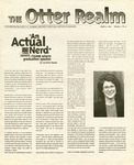 Otter Realm, March 15, 2000, Vol. 5 No. 12