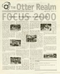 Otter Realm, August 30, 2000, Vol. 6 No. 1