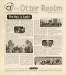 Otter Realm, September 27, 2000, Vol. 6 No. 3 by California State University, Monterey Bay