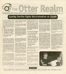 Otter Realm, November 1, 2000, Vol. 6 No. 5 by California State University, Monterey Bay
