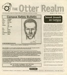 Otter Realm, November 15, 2000, Vol. 6 No. 6 by California State University, Monterey Bay