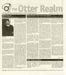 Otter Realm, March 14, 2001, Vol. 6 No. 12 by California State University, Monterey Bay