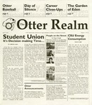 Otter Realm, April 18, 2001, Vol. 6 No. 14