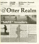 Otter Realm, May 2, 2001, Vol. 6 No. 15 by California State University, Monterey Bay