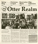 Otter Realm, May 16, 2001, Vol. 6 No. 16