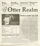 Otter Realm, October 24, 2001, Vol. 7 No. 2 by California State University, Monterey Bay