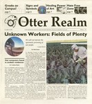 Otter Realm, November 14, 2001, Vol. 7 No. 3