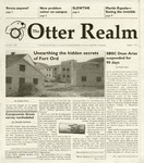 Otter Realm, December 5, 2001, Vol. 7 No. 4 by California State University, Monterey Bay
