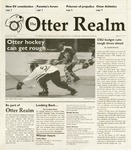 Otter Realm, December 17, 2001, Vol. 7 No. 5 by California State University, Monterey Bay