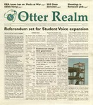 Otter Realm, February 27, 2002, Vol. 7 No. 7 by California State University, Monterey Bay