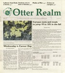 Otter Realm, April 3, 2002, Vol. 7 No. 9 by California State University, Monterey Bay