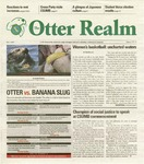 Otter Realm, May 1, 2002, Vol. 7 No. 11 by California State University, Monterey Bay