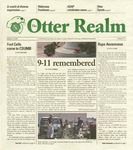 Otter Realm, September 18, 2002, Vol. 8 No. 1 by California State University, Monterey Bay