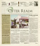 Otter Realm, October 23, 2002, Vol. 8 No. 3