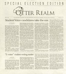 Otter Realm, April 9, 2003, Vol. 8 No. 11 by California State University, Monterey Bay