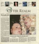 Otter Realm, April 16, 2003, Vol. 8 No. 12 by California State University, Monterey Bay