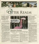 Otter Realm, October 2, 2003, Vol. 9 No. 2