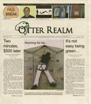 Otter Realm, October 23, 2003, Vol. 9 No. 3 by California State University, Monterey Bay