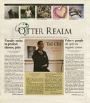 Otter Realm, November 6, 2003, Vol. 9 No. 4 by California State University, Monterey Bay