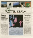 Otter Realm, December 11, 2003, Vol. 9 No. 6