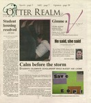 Otter Realm, February 12, 2004, Vol. 10 No. 1 by California State University, Monterey Bay