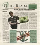 Otter Realm, April 1, 2004, Vol. 10 No. 4 by California State University, Monterey Bay