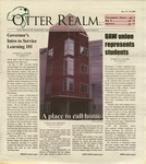 Otter Realm, September 16, 2004, Vol. 11 No. 1 by California State University, Monterey Bay