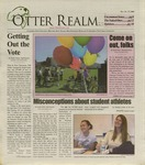 Otter Realm, October 14, 2004, Vol. 11 No. 3 by California State University, Monterey Bay