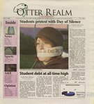 Otter Realm, April 21, 2005, Vol. 11 No. 12