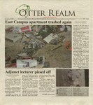 Otter Realm, October 27, 2005, Vol. 12 No. 4 by California State University, Monterey Bay