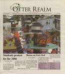 Otter Realm, November 10, 2005, Vol. 12 No. 5