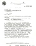 Letter from David B. Hakola to Peter Smith, May 16, 1997