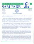 Assemblyman Sam Farr: A Narrative Biography by Sam Farr