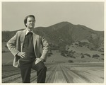 Sam Farr Standing in the Salinas Valley