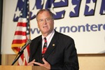 Sam Farr Speaking at a Monterey County Democrats Event, 2008
