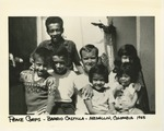 Sam Farr from His Time as a Peace Corps Volunteer in Colombia