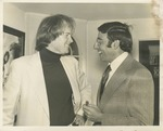 Sam Farr with Leon Panetta, 1976 by B. Kenneth Roberts