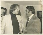 Sam Farr with Leon Panetta, 1976