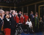 Sam Farr Being Sworn into Congress, 2015