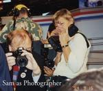 Sam as Photographer